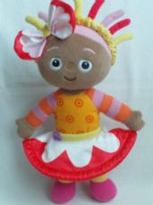 Adorable Big My 1st 'Dress Up Upsy Daisy' In the Night Garden Plush Toy